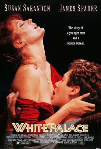 Белый дворец / White Palace (1990): постер