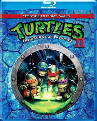 Черепашки-ниндзя II: Секрет канистры / Teenage Mutant Ninja Turtles II: The Secret of the Ooze (1991): постер