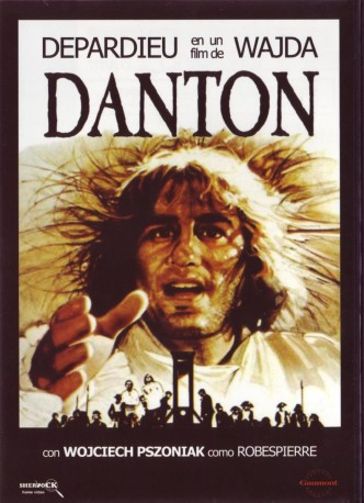 Дантон / Danton (1983): постер