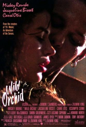 Дикая орхидея / Wild Orchid (1989): постер