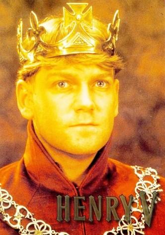 Генрих V: Битва при Азенкуре / Henry V (1989): постер