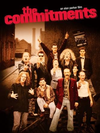 Группа «Коммитментс» / The Commitments (1991): постер