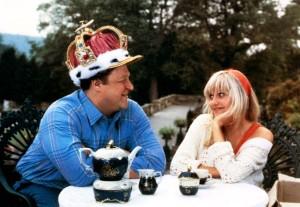 Король Ральф / King Ralph (1991): кадр из фильма