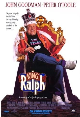 Король Ральф / King Ralph (1991): постер