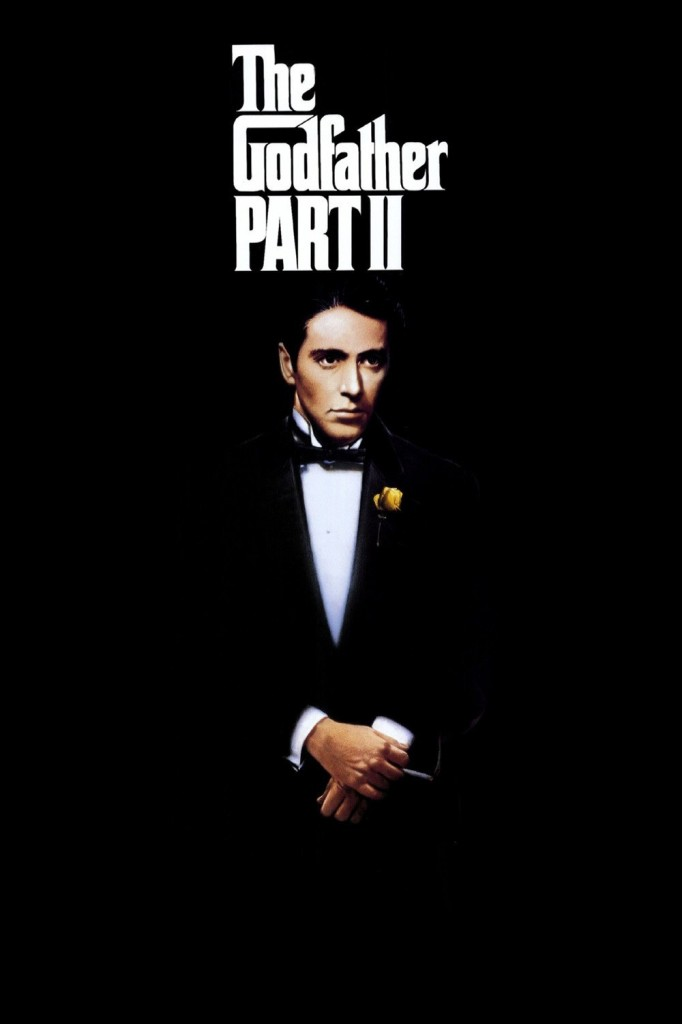 Крёстный отец 2 / The Godfather: Part II (1974): постер