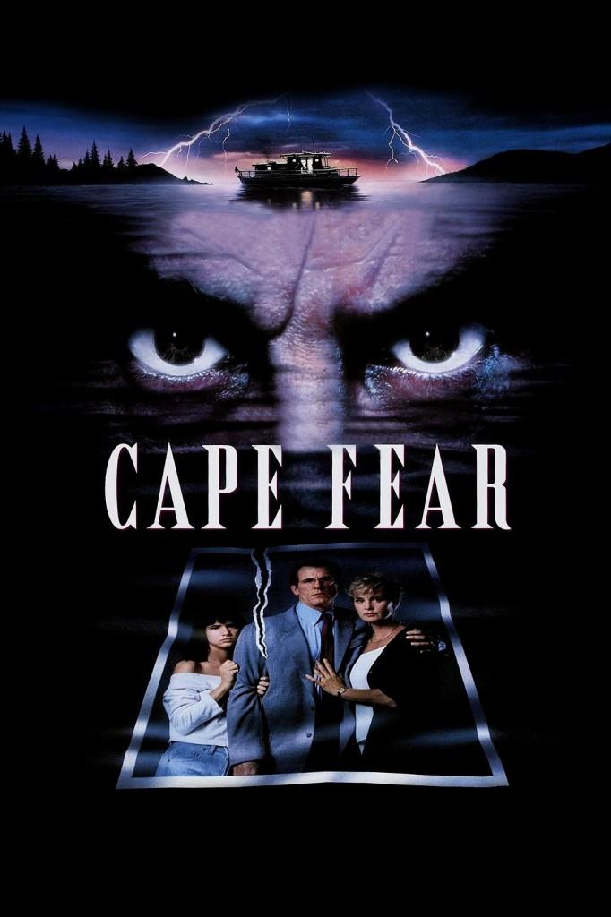 Мыс страха / Cape Fear (1991): постер