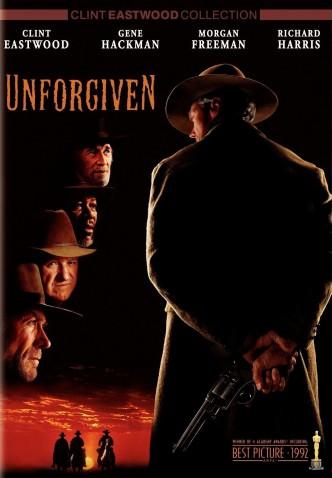 Непрощённый / Unforgiven (1992): постер