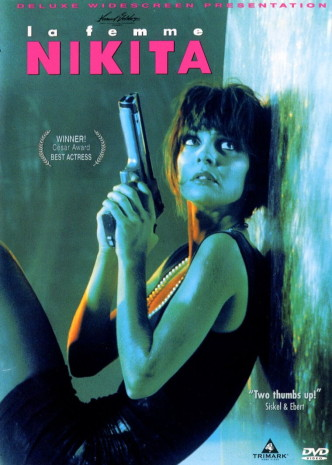 Никита / Nikita (1990): постер
