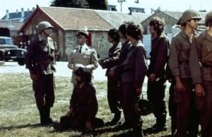 Новобранцы сходят с ума / Les bidasses en folie (1971): кадр из фильма