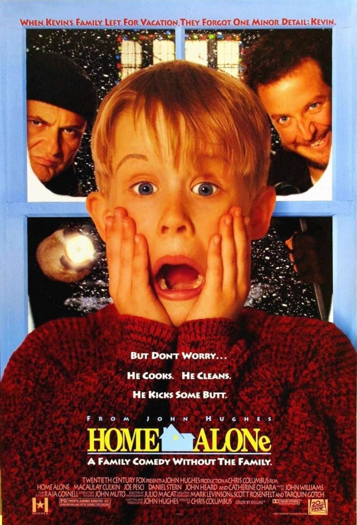 Один дома / Home Alone (1990): постер