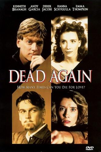 Умереть заново / Dead Again (1991): постер