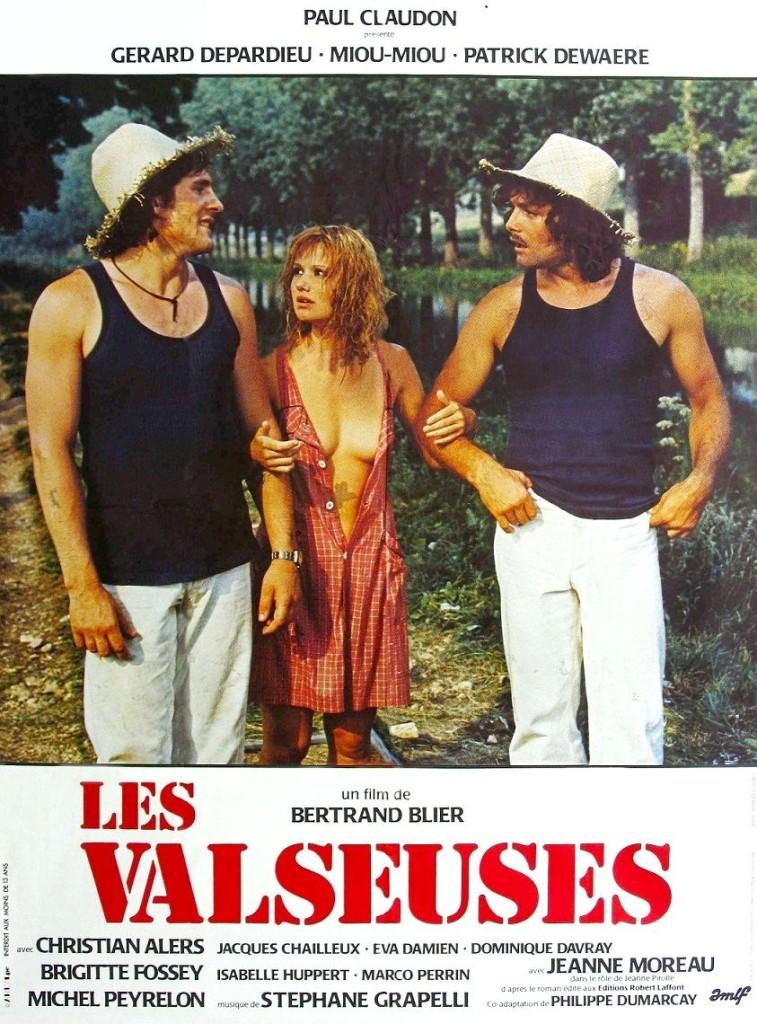 Вальсирующие / Les valseuses (1974): постер
