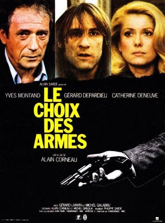 Выбор оружия / Le choix des armes (1981): постер