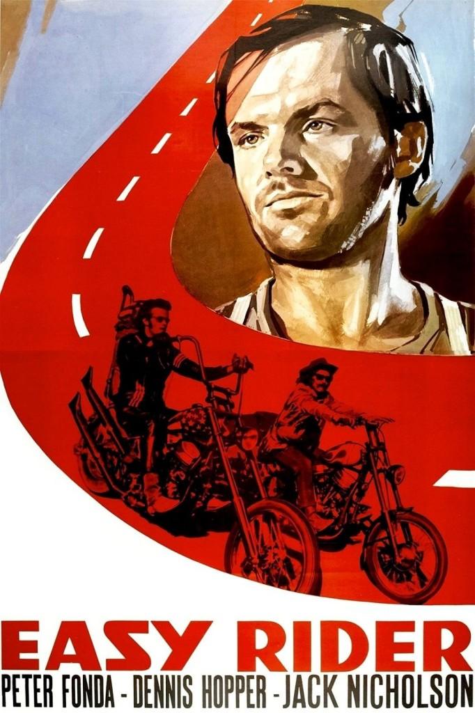 Беспечный ездок / Easy Rider (1969): постер