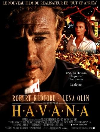 Гавана / Havana (1990): постер