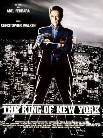 Король Нью-Йорка / King of New York (1990): постер