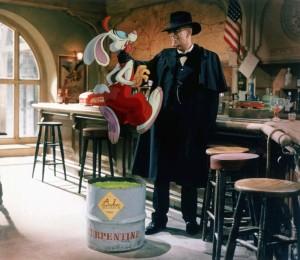 Кто подставил кролика Роджера / Who Framed Roger Rabbit (1988): кадр из фильма