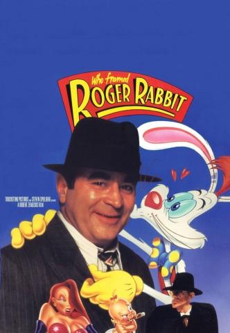 Кто подставил кролика Роджера / Who Framed Roger Rabbit (1988): постер