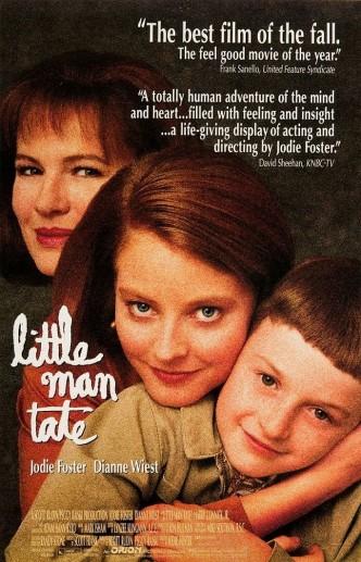 Маленький человек Тейт / Little Man Tate (1991): постер