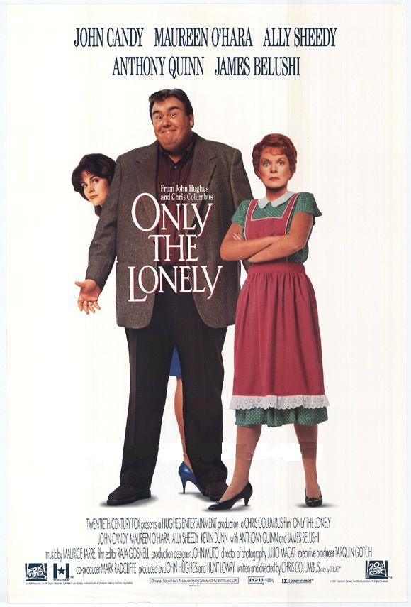 Поймёт лишь одинокий / Only the Lonely (1991): постер