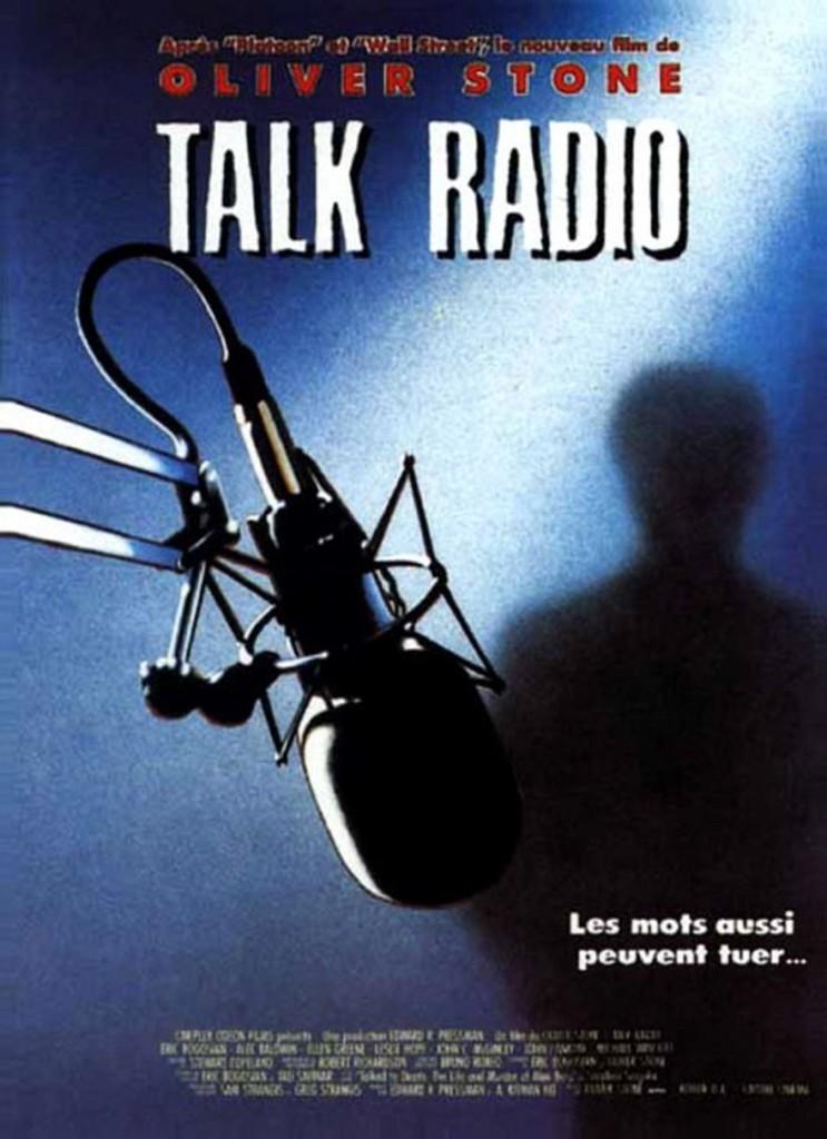 Радиоболтовня / Talk Radio (1988): постер