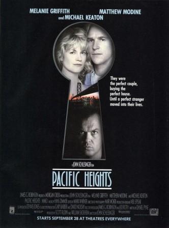 Район «Пацифик-Хайтс» / Pacific Heights (1990): постер