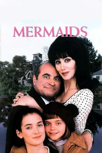 Русалки / Mermaids (1990): постер