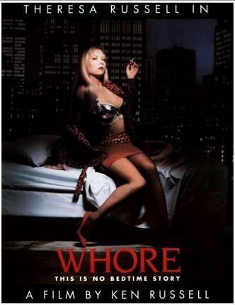 Шлюха / Whore (1991): постер