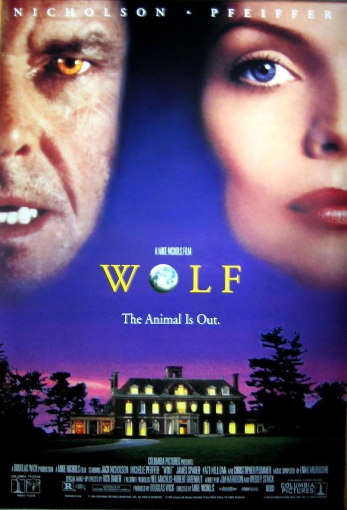 Волк / Wolf (1994): постер