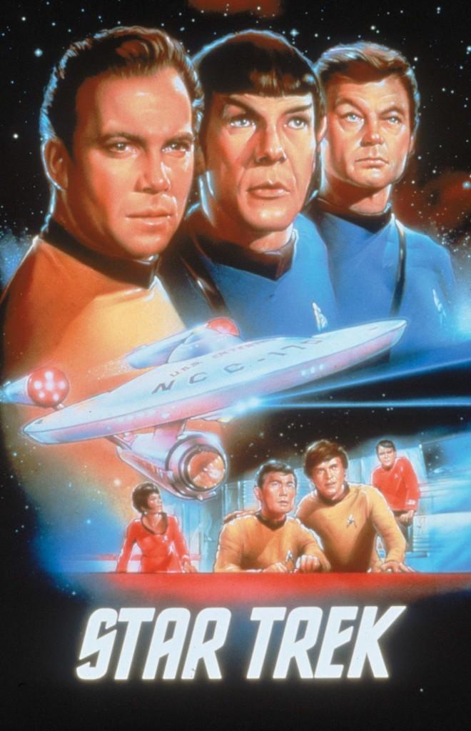 Звёздный путь: Оригинальный сериал / Star Trek (1966-1969, 1986) (телесериал): постер
