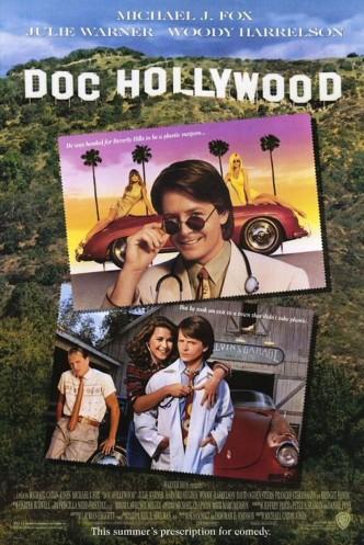 Доктор Голливуд / Doc Hollywood (1991): постер