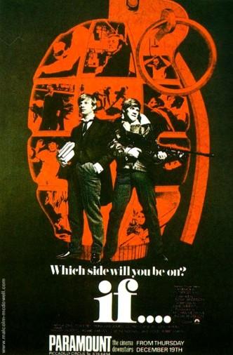 Если… / If.... (1968): постер