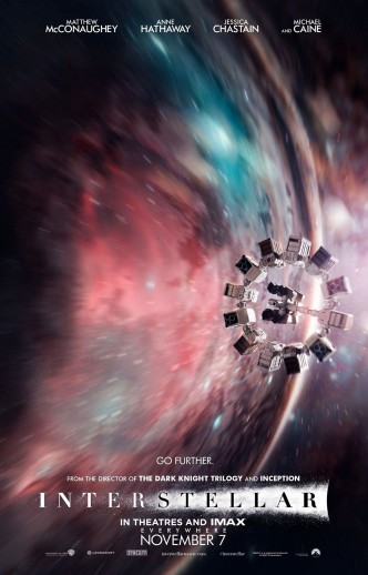 Интерстеллар / Interstellar (2014): постер