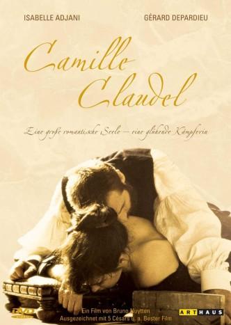 Камилла Клодель / Camille Claudel (1988): постер