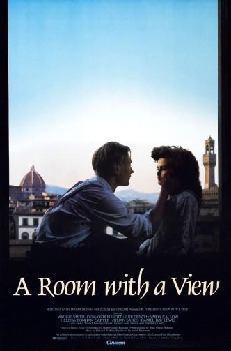 Комната с видом / A Room with a View (1985): постер