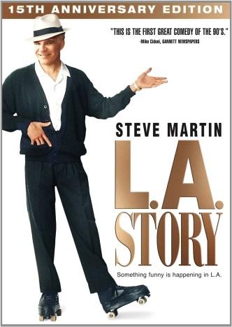 Лос-анджелесская история / L.A. Story (1991): постер