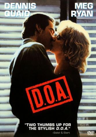 Мёртв по прибытии / D.O.A. (1988): постер