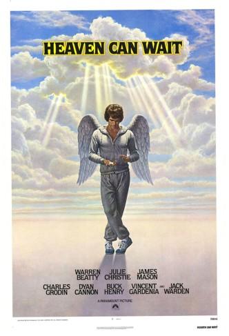 Небеса могут подождать / Heaven Can Wait (1978): постер