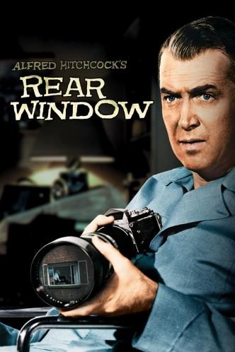 Окно во двор / Rear Window (1954): постер