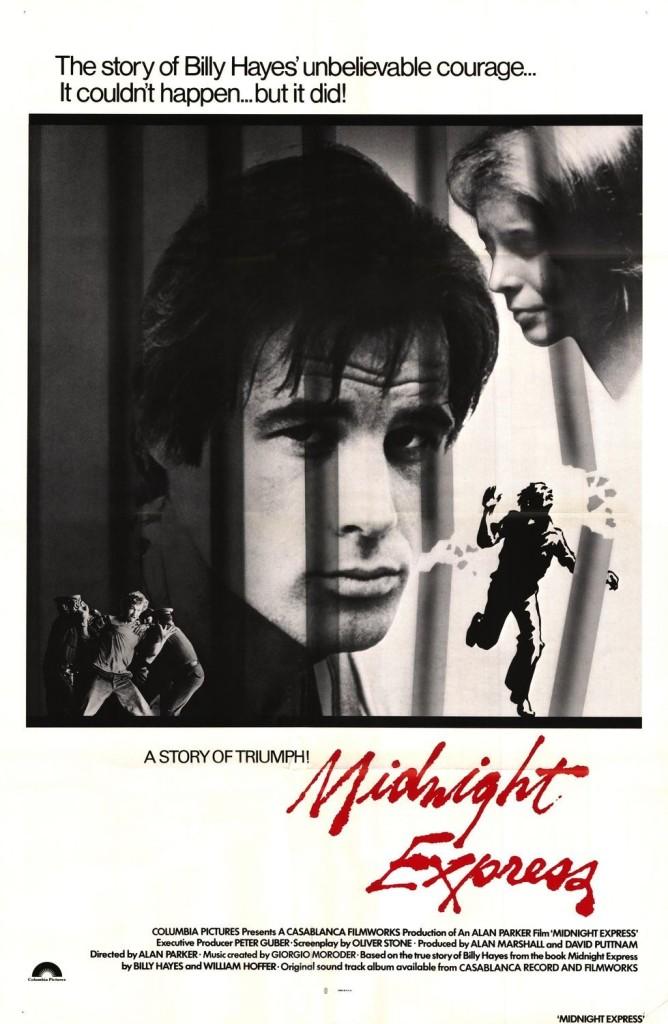 Полуночный экспресс / Midnight Express (1978): постер