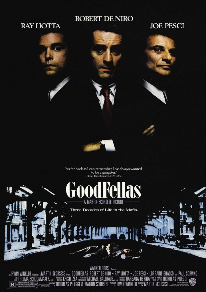 Славные парни / Goodfellas (1990): постер