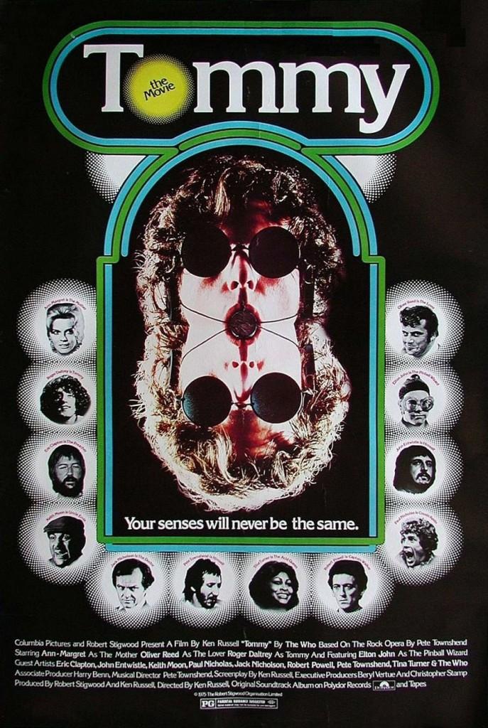 Томми / Tommy (1975): постер