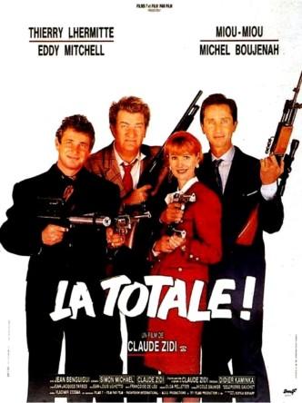 Тотальная слежка / La totale! (1991): постер