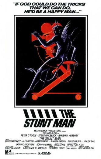 Трюкач / The Stunt Man (1980): постер