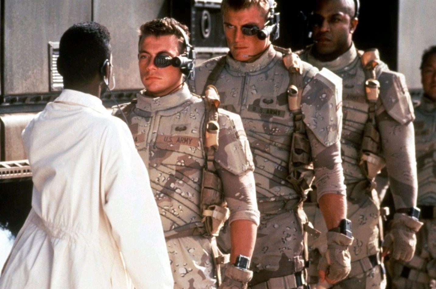 Универсальный солдат 7 1 фотография