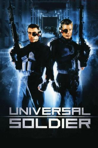 Универсальный солдат / Universal Soldier (1992): постер
