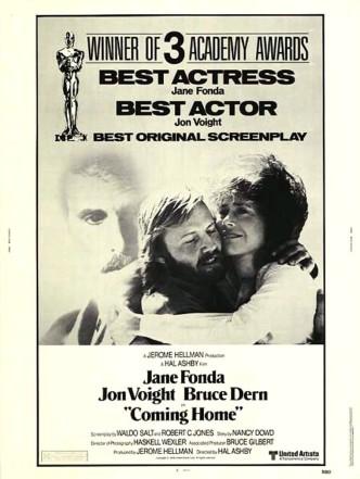 Возвращение домой / Coming Home (1978): постер