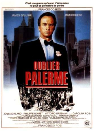 Забыть Палермо / Dimenticare Palermo / Oublier Palerme (1990): постер