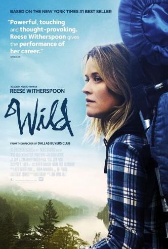 Дикая / Wild (2014): постер