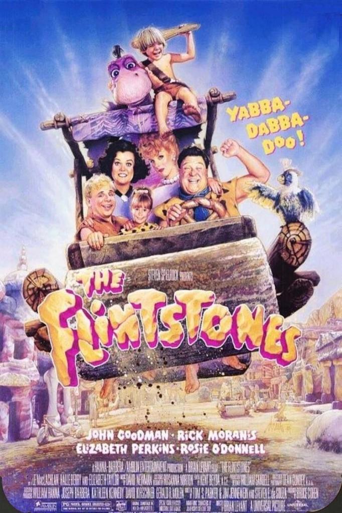 Флинтстоуны / The Flintstones (1994): постер